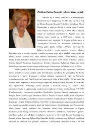 Elżbieta Renzetti - Towarzystwo Polsko-Włoskie w Bydgoszczy