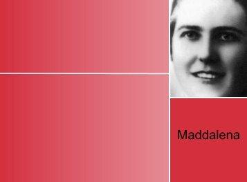 Maddalena - Figlie della Chiesa