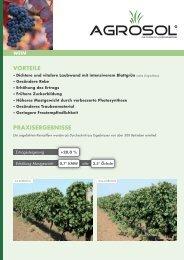 AGROSOL Wein - AGROsolution