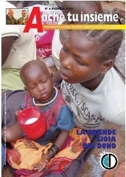 Dicembre 2007 - Africa Mission