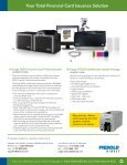 Financial Card Issuance Solutions - DieboldDirect - Page 2