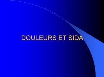 DOULEURS ET SIDA - CHU de Rouen