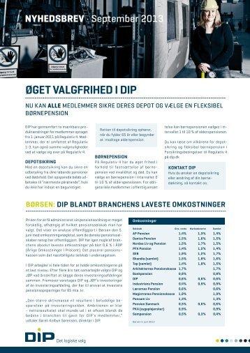201309 Nyhedsbrev.pdf - DIP