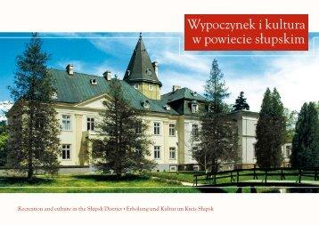 Wypoczynek i kultura w powiecie słupskim - Powiat Słupski