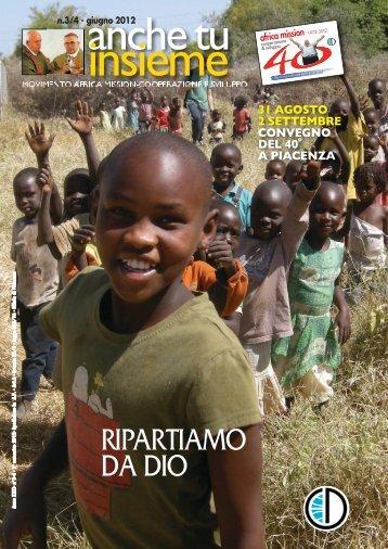 Giugno 2012 - Africa Mission