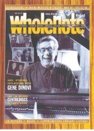 Volume 12 - Issue 3 - November 2006