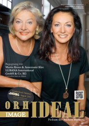 Orhideal IMAGE Magazin - August 2015