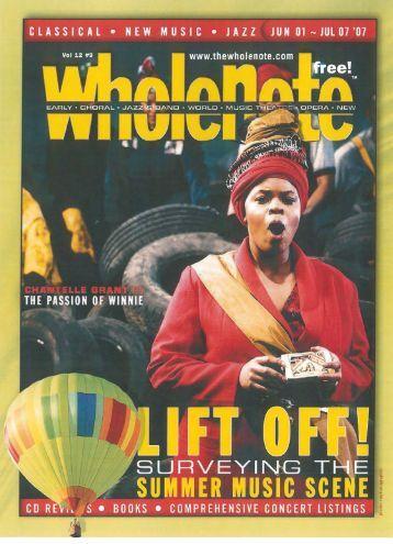 Volume 12 - Issue 9 - June 2007