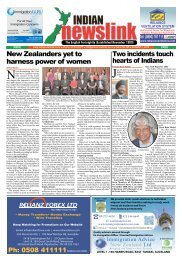 Indian Newslink August 1, 2015 Edition