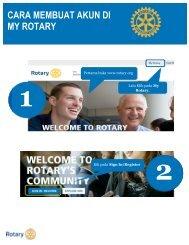cara membuat akun di myrotary.org