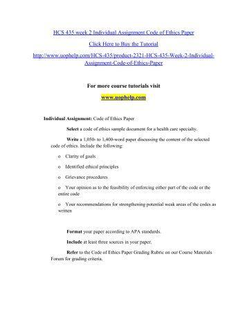 Ethics paper help