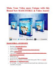 MASCOTBLU  Review - SECRET of MASCOTBLU