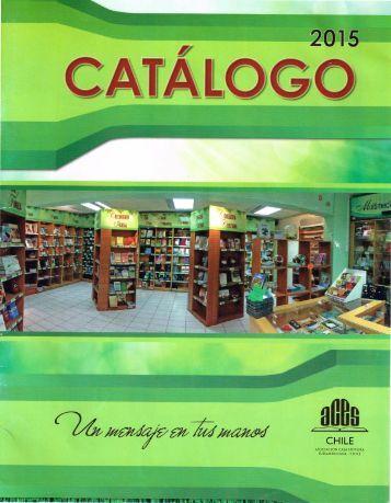 Catálogo ACES 2015