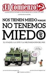 El Comienzo: El Ataque a la CNTE y la Militarización del País