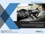 World Driverless Car Market Size, Share, Trends, Analysis, Opportunities, Forecasts 2014 -2020.pdf