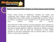 Highly Functional Roller Shutters for Home Improvement Projects.pdf