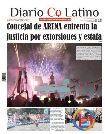 Edición 03 de Agosto de 2015