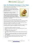 Fats That Harm, Fats That Heal - The Food Cure - Page 4