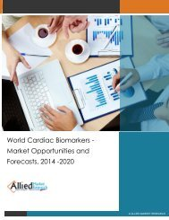 World Cardiac Biomarkers - Market Opportunities and Forecasts, 2014 -2020 .pdf
