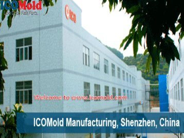 Get world-leading e-commerce plastic injection moulding Company in USA