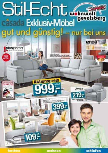 Stil-Echt: casada Exklusiv-Möbel