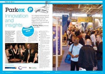 Innovation and insights - British Parking Association