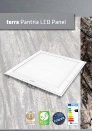 terra Pantria LED Panel (by BAB-LIGHTING)