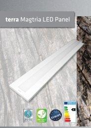 terra Magtria LED Panel (by BAB-LIGHTING)