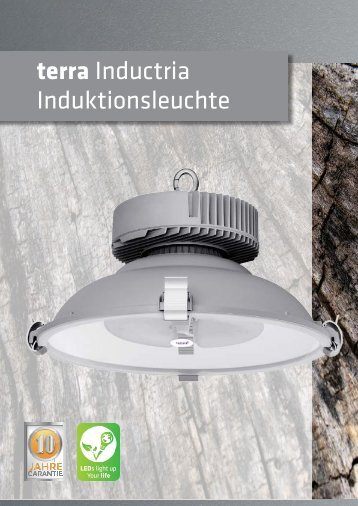 terra Inductria Induktionsleuchte (by BAB-LIGHTING)