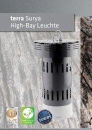 terra Surya LED High Bay Leuchte (by BAB-LIGHTING)