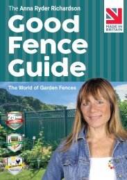 The Good Fence Guide