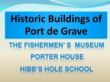 Port de Grave Museum Power Point Presentation [PDF