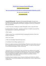PHI 445 Week 3 Assignment Annotated Bibliography/ Uoptutorial
