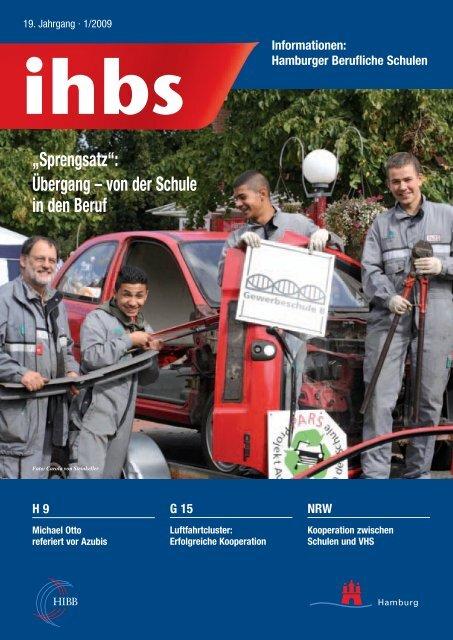"""""""Sprengsatz"""": Übergang – von der Schule in den Beruf Informationen"""