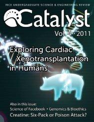 Catalyst Volume 4, 2011