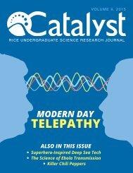 Catalyst Volume 9, 2015