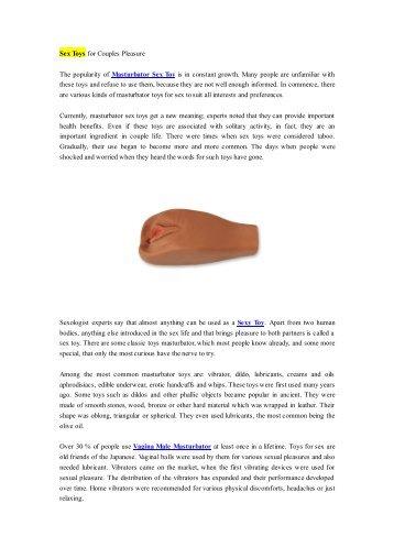 Sex Toys for Couples Pleasure-avsextoy.com.pdf