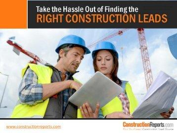 Construction Lead Source Arizona – Find Best Jobs at Best Price!