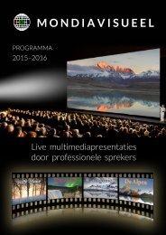 Mondiavisueel seizoenprogramma 2015 2016