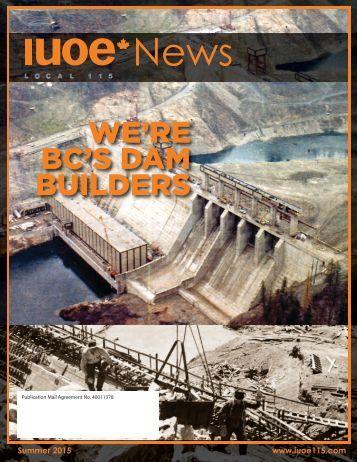 IUOE News Summer 2015