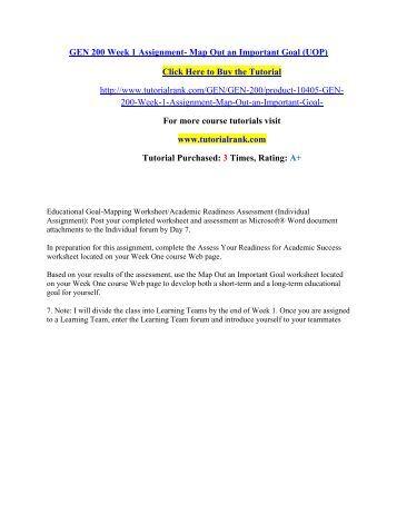 Research strategy paper gen 200
