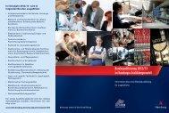 Berufsqualifizierung 2012/13 im Hamburger Ausbildungsmodell