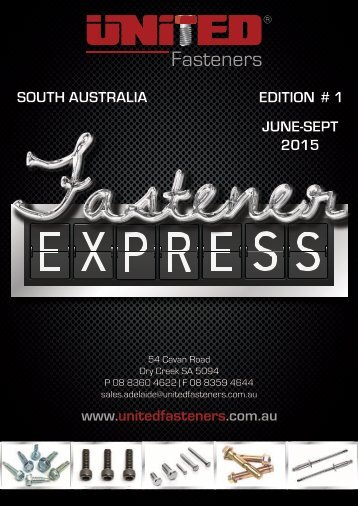 Fastener Express 1st Edition 2015