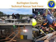 Technical Rescue Task Force