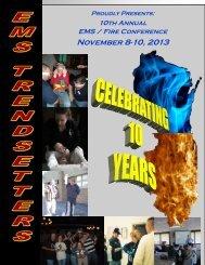 November 8-10, 2013 - FireCompanies.com