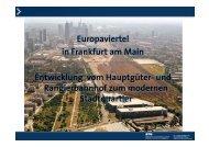 Fallmodul: Europaviertel - Institut für Raum