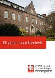 Elisabeth-Haus Nieukerk