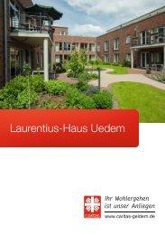 Laurentius-Haus Uedem