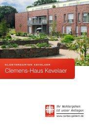 Clemens-Haus Kevelaer