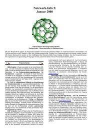 Netzwerk-Info - Kooperationsstelle Hochschule - Gewerkschaften